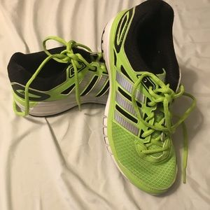 Adidas mens running shoe size 7